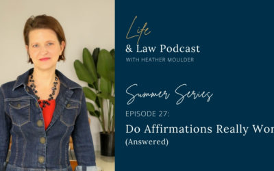 #27 Do Affirmations Really Work? (Answered)