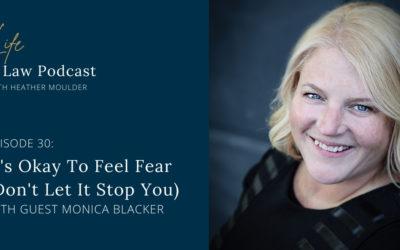 #30 It's Okay To Feel Fear (Don't Let It Stop You)