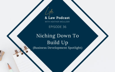 #36: Niching Down To Build Up (Client Development Spotlight)